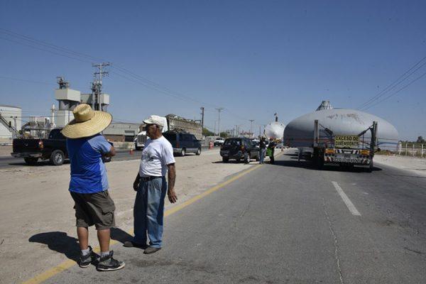 Reprochan el operativo por cervecera en Mexicali