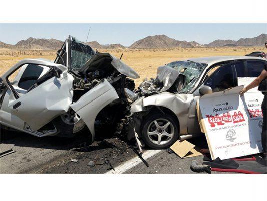 Cobra autopista San Luis-Sonoyta tres muertes, entre ellos un bebé