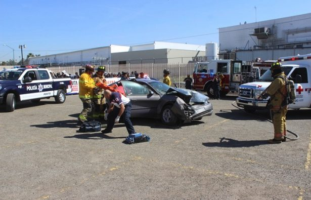 Buscan prevenir accidentes viales en temporada vacacional
