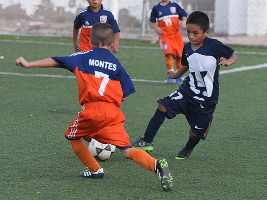 El Calexico Soccer Club superó a los Pumas Mxli