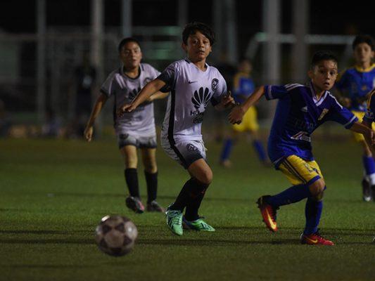 El Ceforca se instaló en los Octavos de Final de la Infantil en el Torneo de Futbol de los Barrios