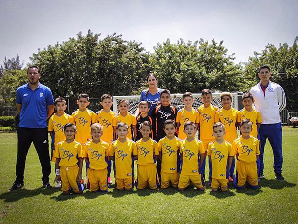 La selección de Baja California logró su segunda victoria en el Torneo Nacional de Futbol 8.