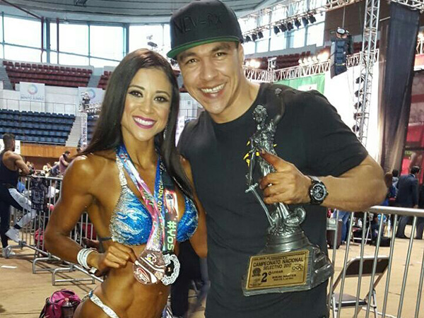 Liliana Valdez iniciará su gira en el Mr. Baja California el próximo jueves.