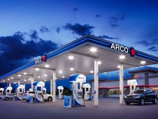 Arco venderá en BC gasolina de EU