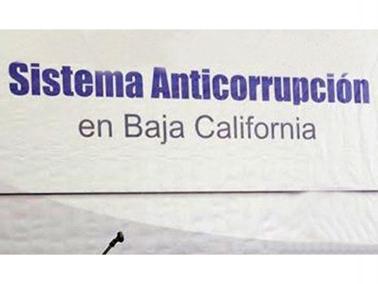 Se tambalea Sistema Anticorrupción en BC