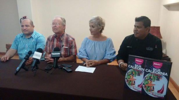 Destacan sabores de Baja California en revistas nacionales
