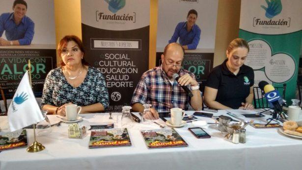 Presenta Index Mexicali avances de su fundación