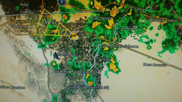 Podría presentarse tormenta eléctrica el fin de semana