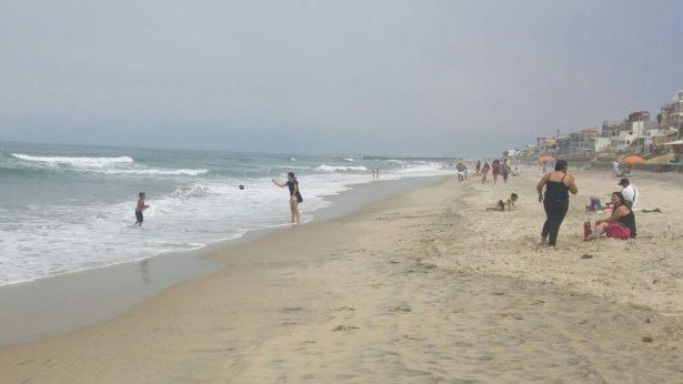 Alerta San Diego por contaminación enviada desde la frontera a sus playas