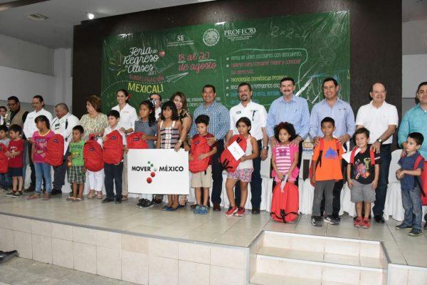 Inicia Feria de Regreso a Clases 2017