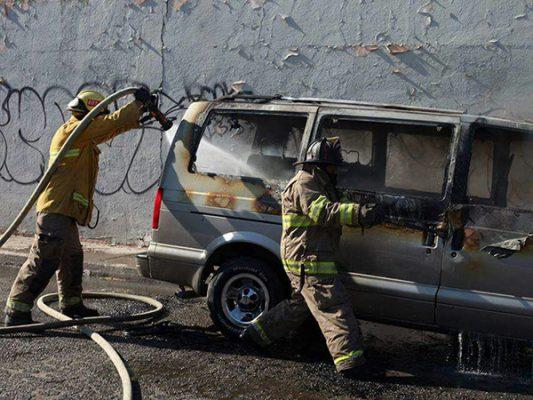 Ser bombero es vida y pasión