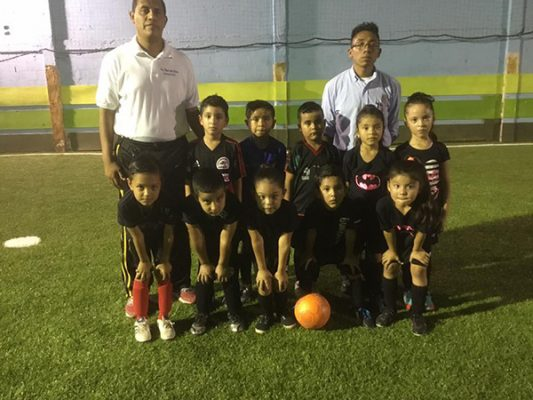 Definirán campeones en futbol 5 de Copa Chicali