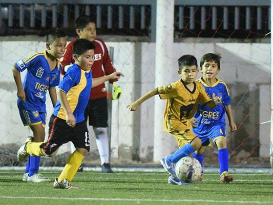 Los Pinos Tigres UANL vencierona los Pumas de Villaflorida