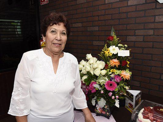 Jubilación de María Luisa