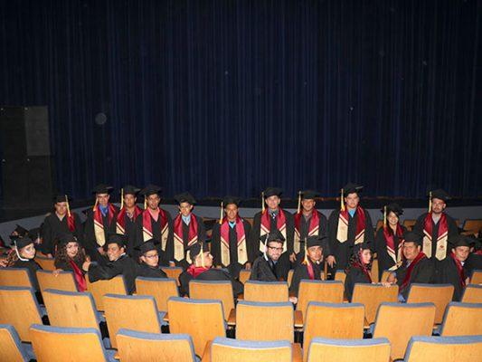 Graduación del Conalep plantel Mexicali I