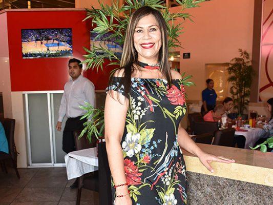 Festejan a Graciela Colunga