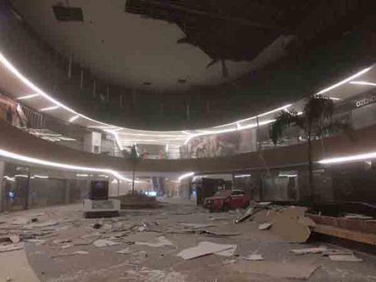 Sorprendentes vídeos del temblor de la CDMX
