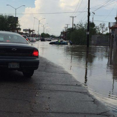 Se registran 66 reportes relacionados por mal clima a C4