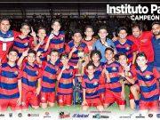 """Poster Campeón Categoria Sub 13 """"Instituto Patria"""""""