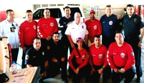 CDMX no necesitó ayuda de Bomberos de Mexicali