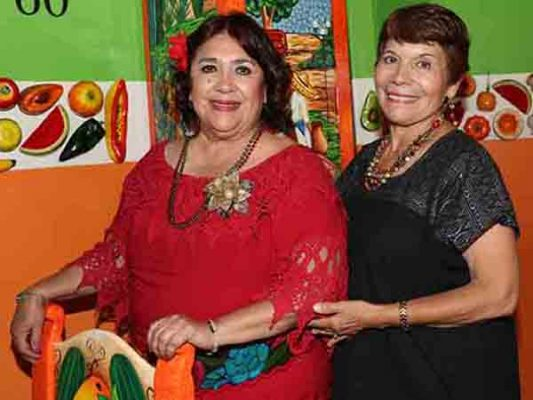 Fiesta mexicana para Josie Llausas