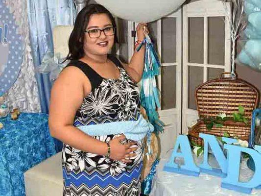 Karen Michelle será mamá