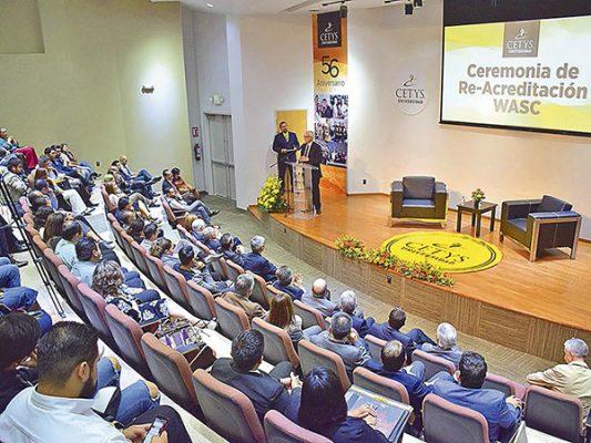 Cetys Universidad con acreditación a nivel internacional