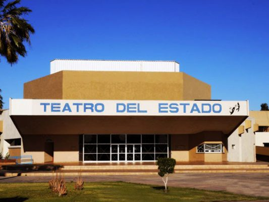 Conmemoran  40 años del Teatro del Estado