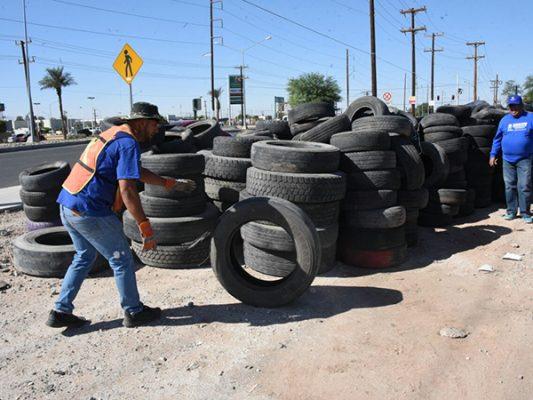 Se une Ayudando Mexicali a Llantatón 2017