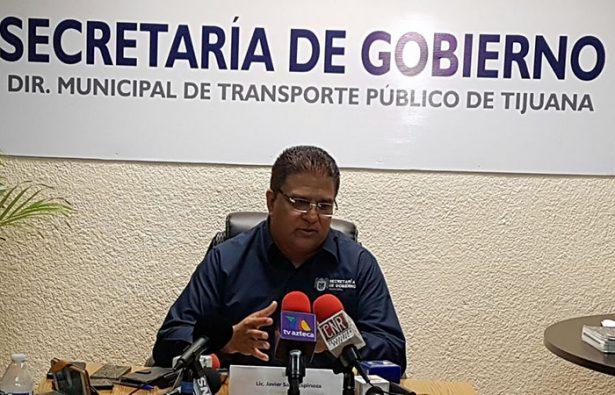 Retiran licencias a choferes de transporte público en Tijuana