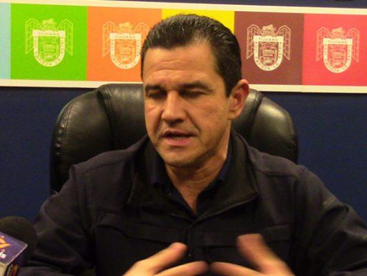 Renuncia Director de la Policía de Tijuana, Luis Felipe Chan