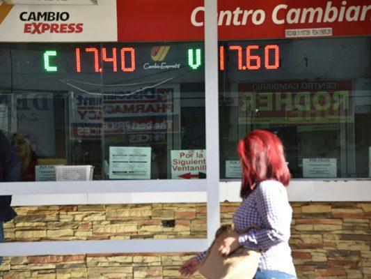 DÓLAR: Tipo de cambio para este sábado en Mexicali