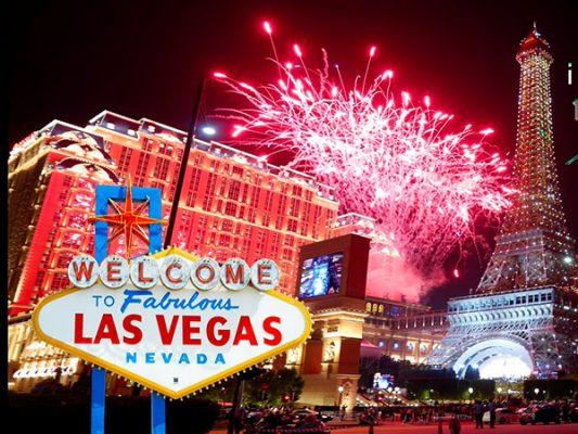 Viajes a Las Vegas no se promocionan en octubre