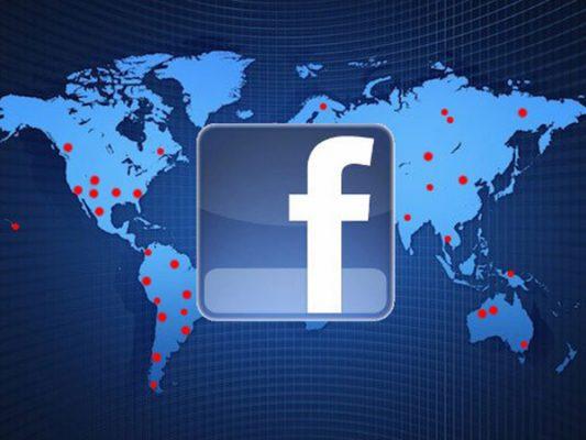 Facebook sufre caída a nivel mundial