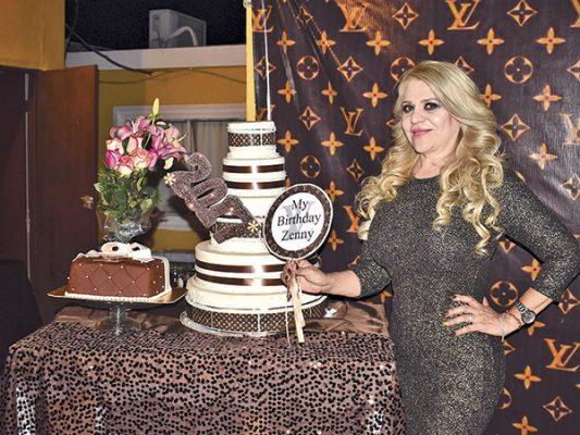 Zenny celebra su cumpleaños