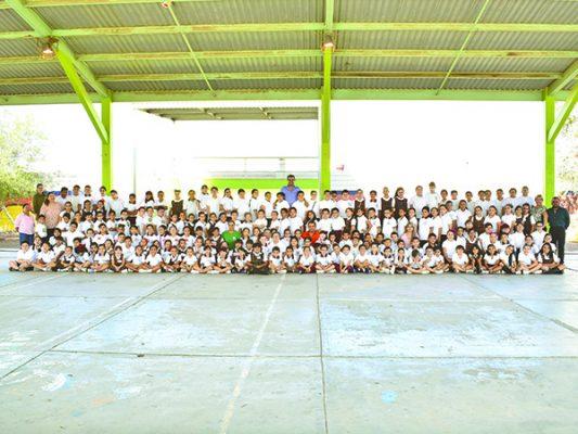 """Escuela primaria """"María de Jesús Gil Morales"""""""