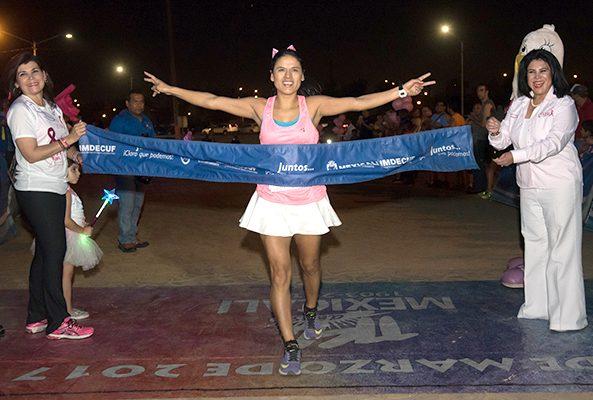 Gálvez y Arguelles ganan la carrera Paso Rosa