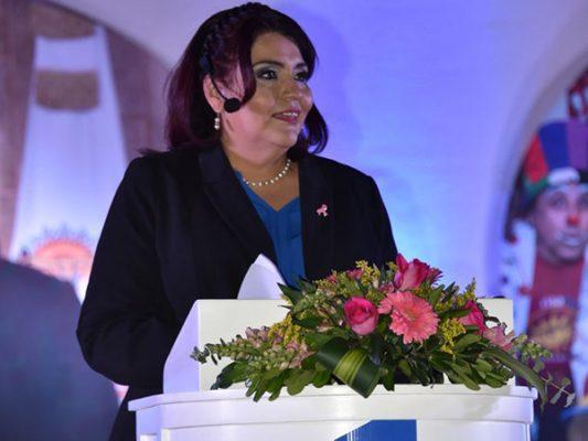 Presenta Eva María Vásquez su primer informe de labores