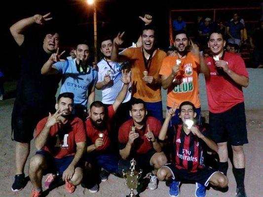 Real Colonial campeón en torneo de Villa Colonial