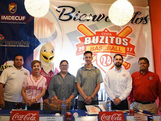 Invitan a la Copa Buzitos de Beisbol