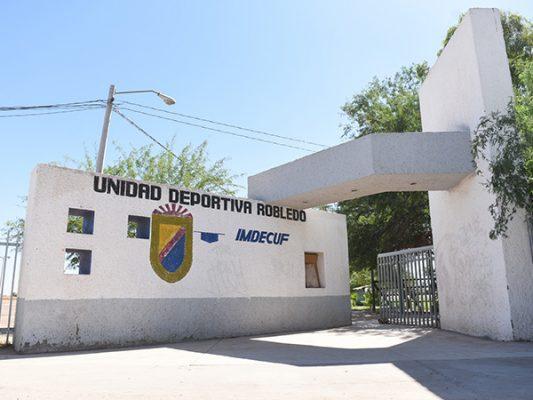Sin registros para Comité Deportivo en Unidad Robledo