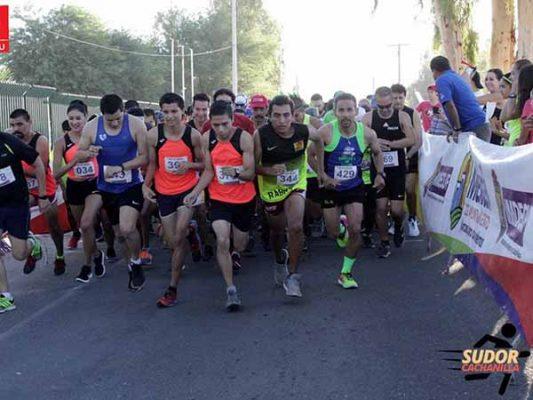 """Leonardo Castañeda y Ana Mendoza son los ganadores de la Carrera """"Corre por Ti"""""""