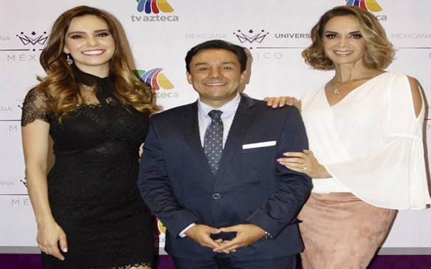 Lupita Jones y TV Azteca buscarán a la Mexicana Universal
