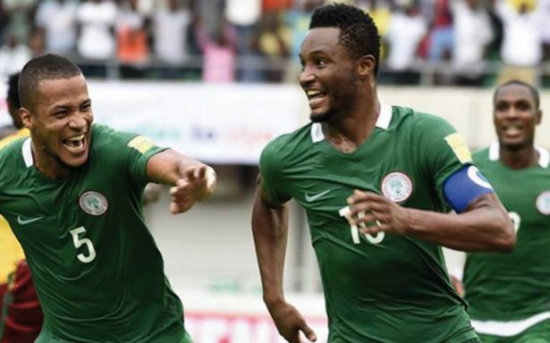 Nigeria, primer país africano clasificado para Mundial 2018