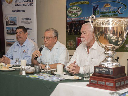"""Anuncian 12ava edición del torneo de gol """"El Dorado Ranch Golf Classic and Expo"""""""