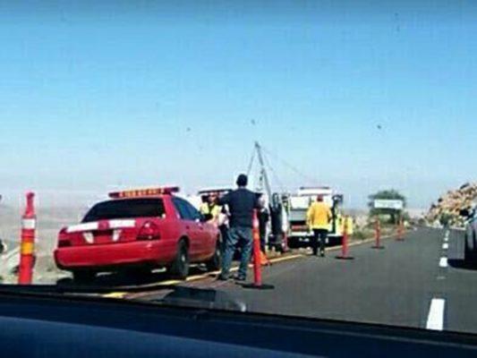 """Permite app """"911 MovilBC"""" rescate de accidentado en la rumorosa"""