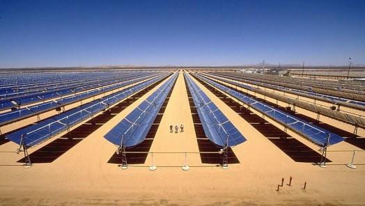 Atrae San Luis interés en inversión en energía limpia
