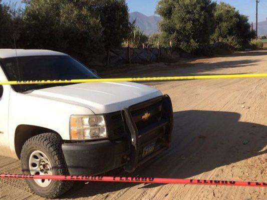 Hallan 8 cuerpos en Ensenada