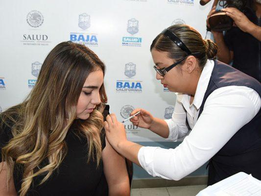 En marcha vacunación contra Influenza