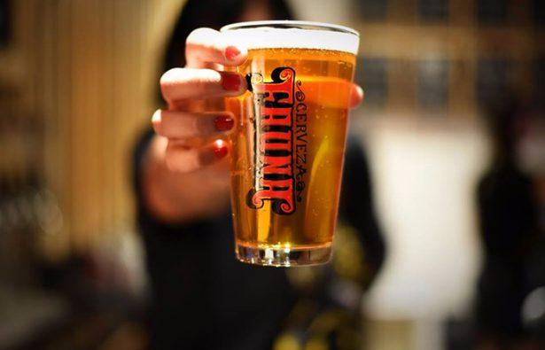 Ofrecen cerveza artesanal en Fiestas del Sol